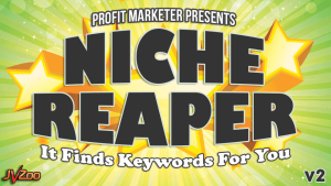 NicheReaper – Hands free keyword discovery